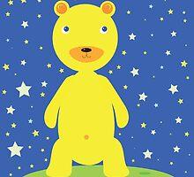 Bear by creative-soul