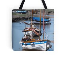 Boats in the Harbour Tote Bag