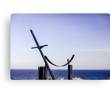 SCULPTURES BY THE SEA BONDI BEACH #6 Canvas Print