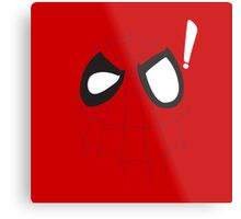 Avengers Assemble, Spiderman. Metal Print