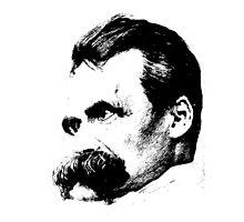 Friedrich Nietzsche Photographic Print