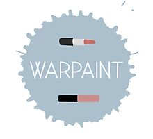 Warpaint by xMargot