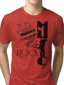 80's Music Rock's Tri-blend T-Shirt