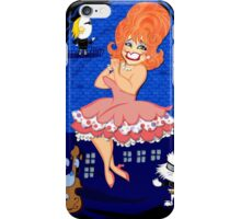 THE MOST BEAUTIFUL WOMAN IN PUPPETLAND iPhone Case/Skin