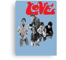 Arthur Lee Love T-Shirt Canvas Print