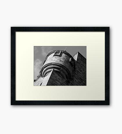 Castle Menzies Framed Print