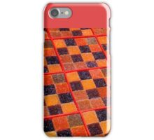 pâte de fruits, Paris France iPhone Case/Skin