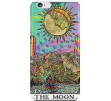 Psychadelic Tarot- The moon iPhone Case/Skin