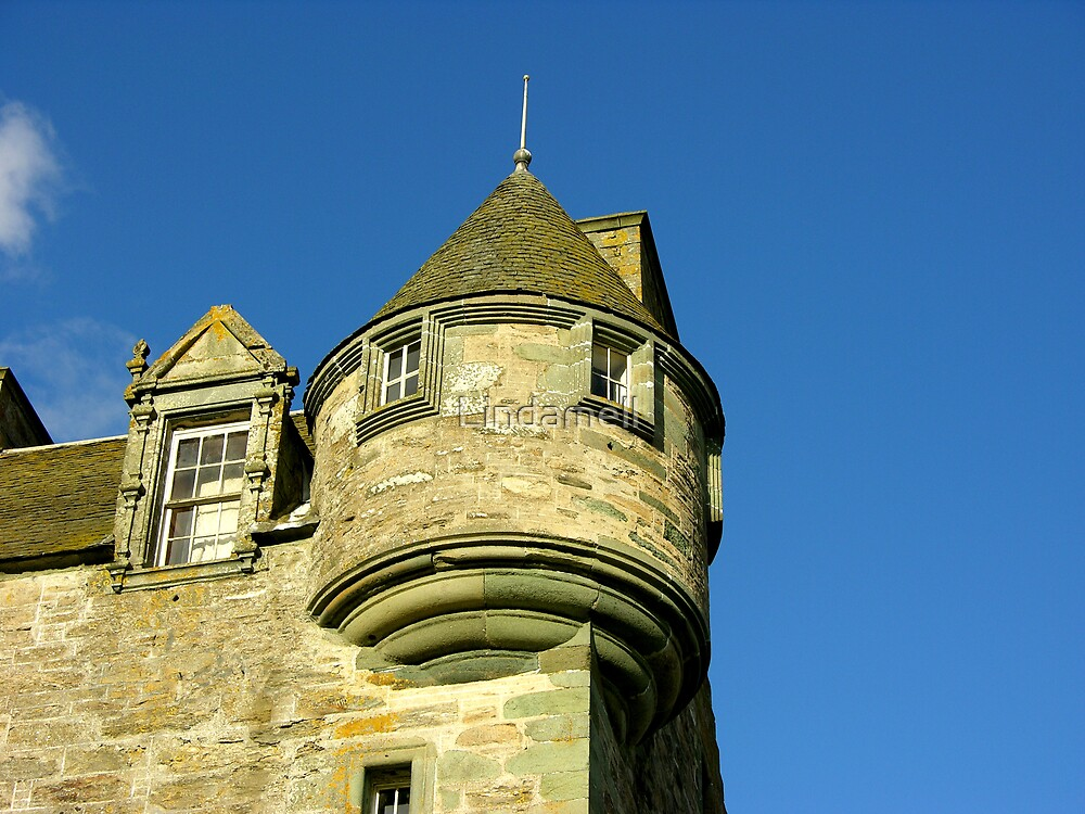 Castle Menzies 2 by Lindamell