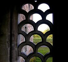 Looking through the porch. by Lindamell