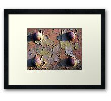 Double Two Framed Print