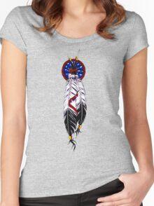 Dreamcatcher Women's Fitted Scoop T-Shirt
