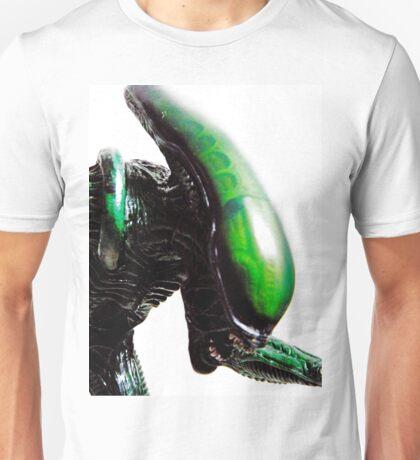 Scorching Alien Unisex T-Shirt