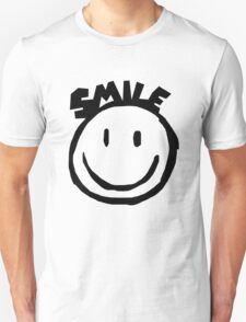 Just Smile - Shirt Unisex T-Shirt