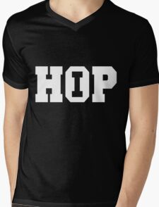 Hip Hop - Shirt Mens V-Neck T-Shirt