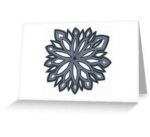 Just a Flower Greeting Card