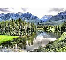 Icefields Parkway North of Banff Photographic Print
