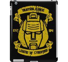 Legend Of Cybertron - Bumblebee iPad Case/Skin