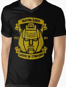 Legend Of Cybertron - Bumblebee Mens V-Neck T-Shirt