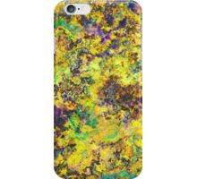 Intricate Texture Comp iPhone Case/Skin