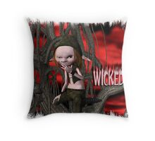 Wicked Throw Pillow
