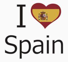 I love Spain Kids Clothes