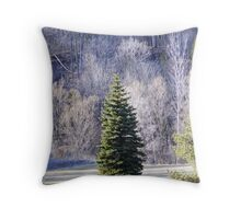 Ready for Christmas. Throw Pillow
