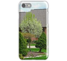 Spring Time Arriving Soon at a Neighborhood Near You iPhone Case/Skin