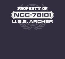 Vintage Property of NCC78101 Unisex T-Shirt