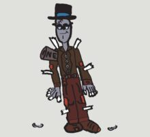 An Educated Zombie by Rajee