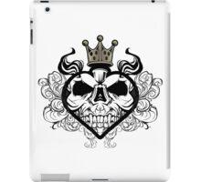 King of Spades iPad Case/Skin