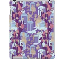 New Orleans Jazz Funeral  iPad Case/Skin