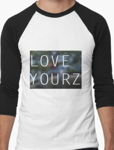 LOVE YOURZ Men's Baseball ¾ T-Shirt