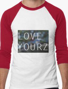 LOVE YOURZ Men's Baseball ¾ T-Shirt