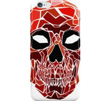 Deadpool Skull iPhone Case/Skin