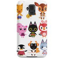 Animal Crossing cuties Samsung Galaxy Case/Skin