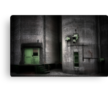 Dark and Creepy Canvas Print