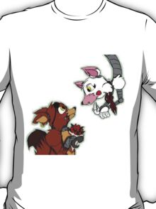 Flowers For Mangle T-Shirt