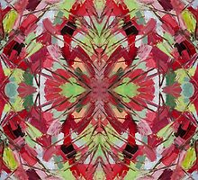 Abscission No. 1 Pattern by Ann Marie Coolick