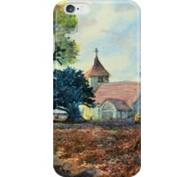 The Enigmatic Eleanor Rigby iPhone Case/Skin
