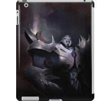 the warlord iPad Case/Skin