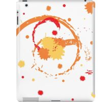 Colorful Brush Strokes iPad Case/Skin
