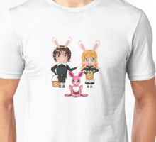 Easter Boy and Girl 2 Unisex T-Shirt