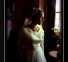 Sarah Vintage Bride 001 by Allan  King