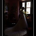 Sarah Vintage Bride 002 by Allan  King