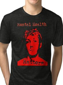 Mental Health Matters  Tri-blend T-Shirt