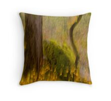 Autumns Music Throw Pillow