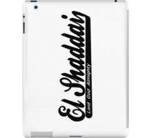 EL SHADDAI iPad Case/Skin