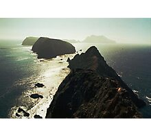 View from Anacapa Island  Photographic Print