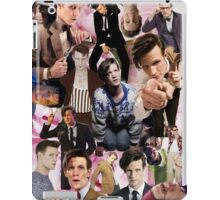 Ode to Matt Smith 2 iPad Case/Skin